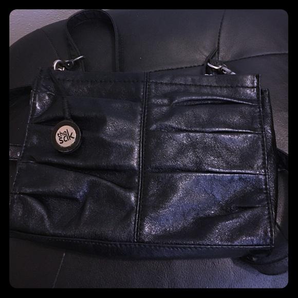 The Sak Handbags - Black leather purse